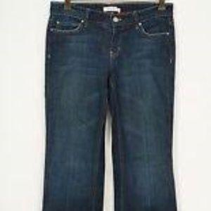 White House Black Market Noir Jeans